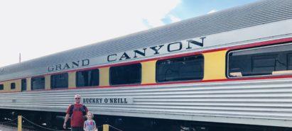 Riding the Rails in Arizona